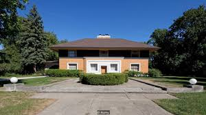 His First Major Work For Own Firm Was The Winslow House In River Forest Illinois Which Still Looks Up To Date Despite Being Built 1893 94 Credit