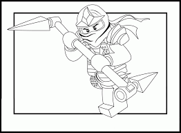Lego Chima Coloring Pages To Print