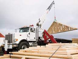100 Boom Truck A Boom Truck For Home Builders Cranes Today