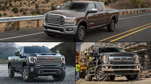 100 Motor Trend Truck Of The Year History Specs Check 2019 Ram HD Vs 2020 GMC Sierra HD Vs 2019 Ford Super