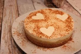 kleine no bake apfel schmand torte zuckerzauberwerk