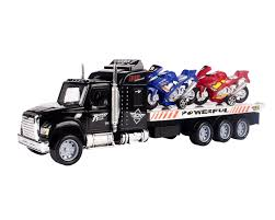 100 Toy Truck And Trailer Amazoncom Transporter Childrens Friction Transporter