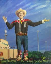 Howdy From Big Tex