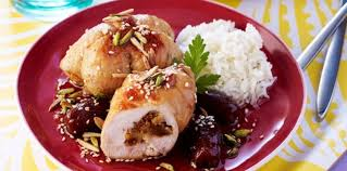 comment cuisiner les paupiettes paupiettes de poulet façon tajine facile et pas cher recette