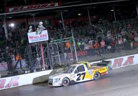 100 Nascar Truck Race Results ARCA Champs Briscoe And Enfinger Duel In NASCAR S At