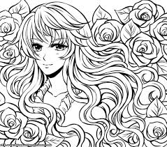 Coloring Pages For Adults Anime Sheets Fresh At Remodelling Picture Page A Part Of 9 Photo
