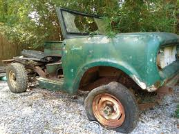 1967 International Scout 800 V8 Parts Truck - Used International ... Off Road 4x4 Trd Four Wheel Drive Mud Truck Jeep Scout 1970 Intertional 1200 Fire Truck Item Da8522 Sol 1974 Ii For Sale 107522 Mcg 1964 Harvester 80 Half Cab Junkyard Find 1972 The Truth 1962 Trucks 1971 800b 1820 Hemmings Motor Restorations Anything 1978 Terra Pickup 5 Things To Do With 43 Intionalharvester Scouts You Just Heres One Way To Bring An Ihc Into The 21st Century