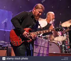 Boca Raton. 14th Jan, 2018. Derek Trucks Of The Tedeschi Trucks Band ...