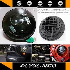 best price jimmy 7inch led headlight hi low beam 7 working light