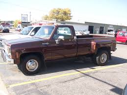 1973 Chevrolet C30 One Ton Dually, 454 Big Block With A 4 Speed ...