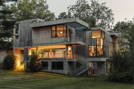 100 Concrete House Designs The Rise Of The Fashionable Home WSJ