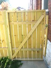wooden fence gate plans free plans diy free download reception