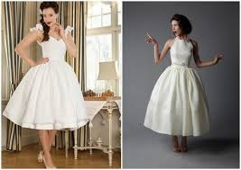 50 S Style Wedding Dresses 52
