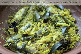 100 Mathi Chala Peera Patichathu Meen Peera Meen Thoran Sardine In Crushed Coconut