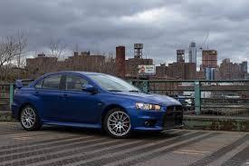 Review 2015 Mitsubishi Lancer Evolution GSR NY Daily News