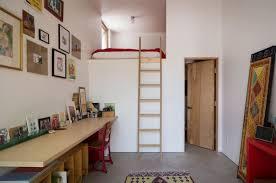 chambre mezzanine adulte lit mezzanine adulte et aménagement de petits espaces