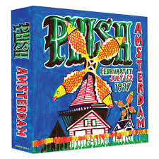 Bathtub Gin Phish Studio by Amsterdam 8 Cd Box Set Shop The Phish Dry Goods Official Store