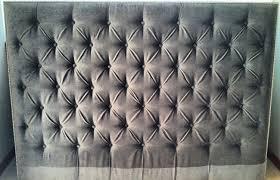 Skyline Grey Tufted Headboard by Velvet Tufted Headboard King U2013 Home Improvement 2017 Diy Velvet