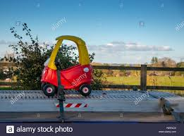 100 Funny Truck Pics Funny Picture Of Small Red Toy Car Being Delivered On An Oversized