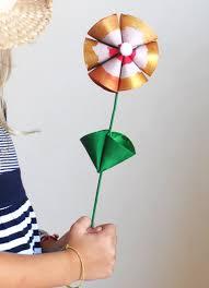 fleur en rouleaux de papier toilette jouonsensemble projets à