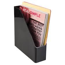 Desktop File Sorter Uk by Mdesign Desk Office Magazine U0026 File Folder Organizer Black