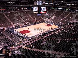 Madison Square Garden Seat View Section 208