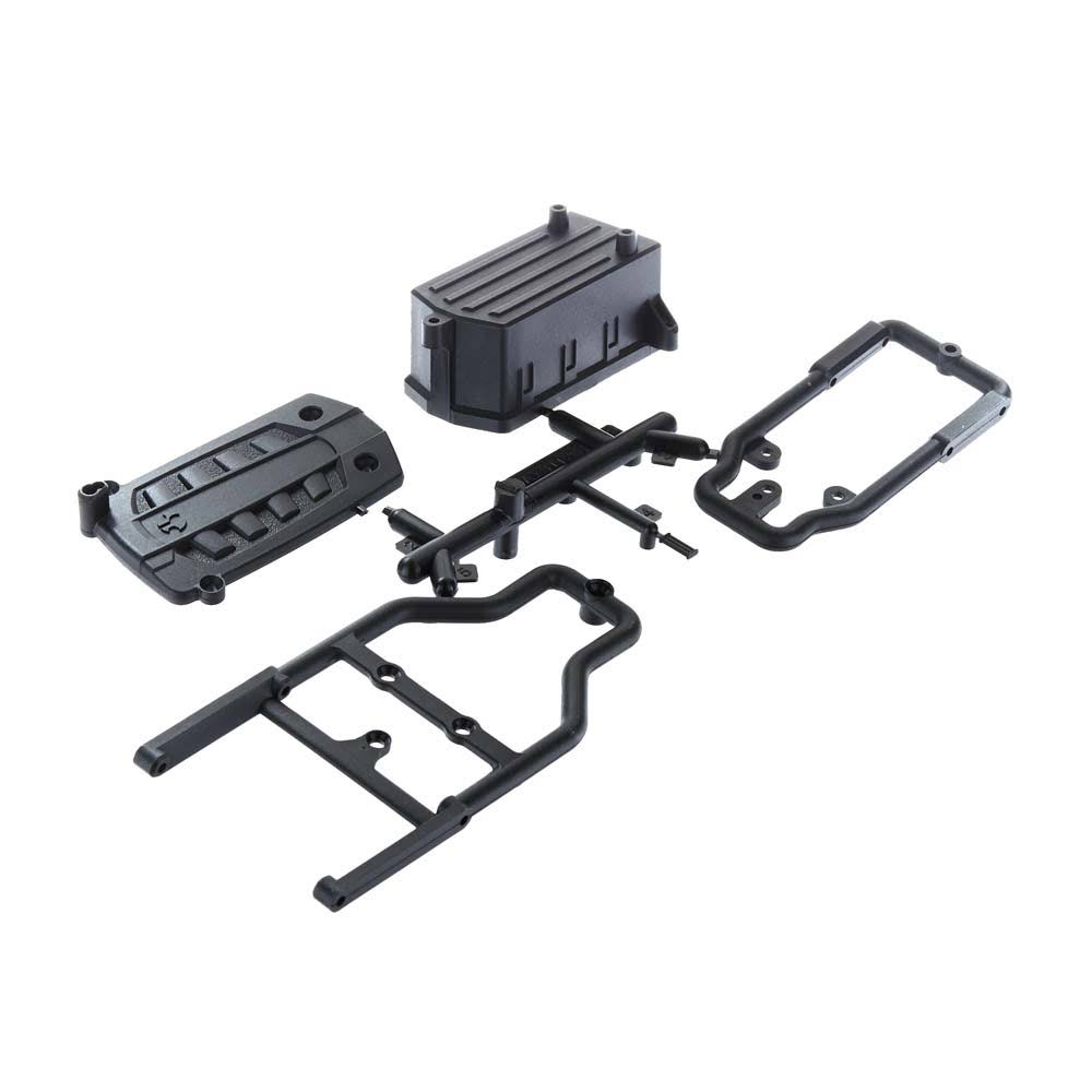 Axial Tube Frame Electronics Box