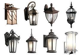 Outdoor Lighting Fixtures Amazing Outdoor Light Fixtures