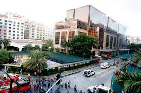 casino siege social 36 dead after gunman sets to casino in philippines las