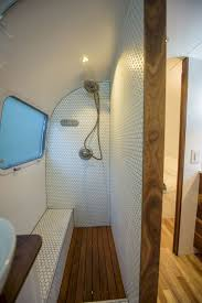 Simple Diy Rv Shower Remodel Ideas For Amazing Camper Experience With Interior Remodeling