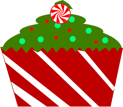 Cupcake Clipart Red