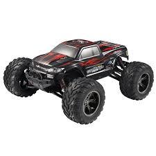 Amazon.com: RC Truck High Speed Race Car 1/12 Scale 2WD 2.4GHz Radio ...