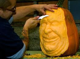 Ray Villafane Pumpkins by Badass Pumpkin Sculptures Gallery Ebaum U0027s World