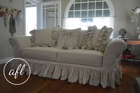 Studio Day Sofa Slipcover by Drop Cloth Slipcovers Slipcovers Alchemy Fine Living