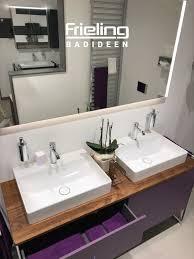 modernes badezimmer armaturen und waschbeckenvielfalt