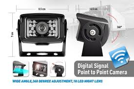 Digital Wireless Backup Camera System Kit,No Interference,IP69 ... Finally A Totally Wireless Portable Backup Camera System Garagespot Accfly Rc 12v24v Rear View And Monitor Kit Echomaster Color Black Back Up Installation Chevrolet Silverado Youtube Car Backup Camera Color Monitor Rv Truck Trailer 2018 Vehicle 2 X 18 Led Parking Reverse Hain 7 Inch Bus Big Inch Car Hd Wireless Waterproof Tft Lcd Amazoncom Yuwei Ywcm065tx With Night Heavy Duty Sysmwaterproof Yada Bt54860 Digital Review Guide