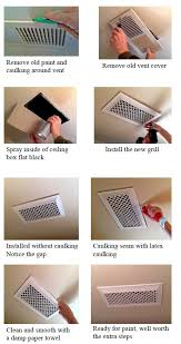 Decorative Wall Air Return Grilles by Vent Covers Unlimited Custom Metal Registers And Air Return