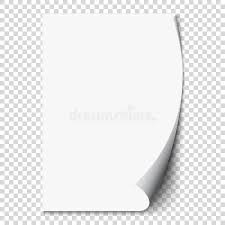 Blank Paper Transparent Background 2018 World Of