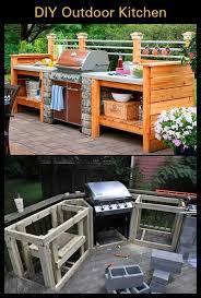 außenküche diy diy outdoor enkuche kuche outdoor