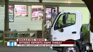 Possible Knife Threat Reported At Fort Myers Truck Stop - Fox 4 ... Watch Lee Hi Adorably Fails First Attempt At Doing Imitations On Amtrak With New Acs64 Passes Bnsf And Bn Hirail Trucks Youtube Ihop Travel Plaza Virginia Is For Lovers Abandoned Truck Stop Gas Stations Truck Stops Of Days Gone Classic Truckstop By Natsos Domestic Study Tour Visits Whites Center Natso A Hell A Ride I81 Gives As Much It Takes Mill Truckstop Plymouth Parking Garage Lot Facebook An Ode To An Rv Howto Staying At Them Girl 76 See What Is About Blog