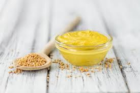 moutarde blanche en cuisine recettes à la moutarde