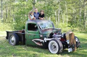 R.I. Man Creates Rat Rod From 1942 Chevy Truck - Entertainment ... 1939 Chevy Rat Rod Pickup Comes Loaded With Power And Style 1948 Truck Frame Swap Best Of 1950 Ratrod S10 Lot Shots Find Of The Week 1941 Onallcylinders 1938 Builders Rat Rod Diesel Truck Authority 1954 3100 Youtube 1993 Chevrolet Turned Buickpowered Hot Roadkill 22 Smoothies 350ci Truckcar American Cars Trucks For Sale Girls 1962 Jmc Autoworx Check Out This Photo Day The Fast Whole Look Has Been Pretty Popular In Car Culture
