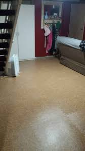 concrete slab flooring options soft wood grain foam tiles with