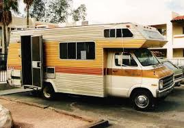 1975 Dodge Tioga Motorhome