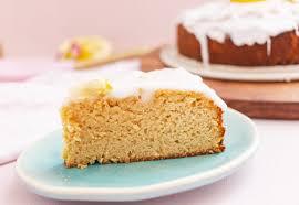 einfacher zitronenkuchen low carb glutenfrei low carb
