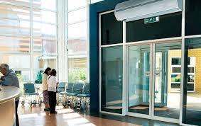 Berner Air Curtain Arc12 by Buy Latest Air Doors Air Curtains Airdoordistributors