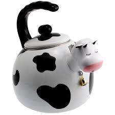 Cow Print Kitchen Decor
