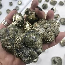 100 Natural Geometry Sacred Pyrite Or Pyrite With Ammonite And Bismuth Time Machines
