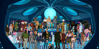 Best Halloween Episodes Cartoons by Wired Binge Watching Guide The Venture Bros Wired