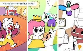 Coloring Book For Kids Screenshot